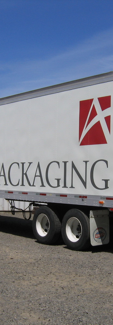 ALLIANCE PACKAGING FLEET GRAPHICS