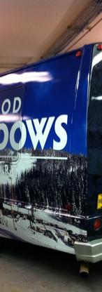 MT HOOD MEADOWS SHUTTLE BUS WRAP
