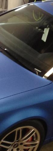 Audi A4 Color Change Wrap