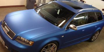 Audi A4 Color Change