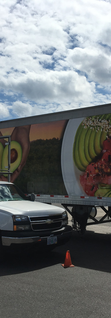 SYSCO FOODS FLEET WRAP