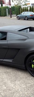 Lamborghini Color Change Carbon Fiber
