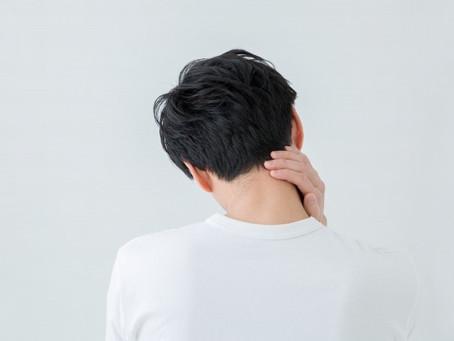 スマホ首・スマホ巻き肩