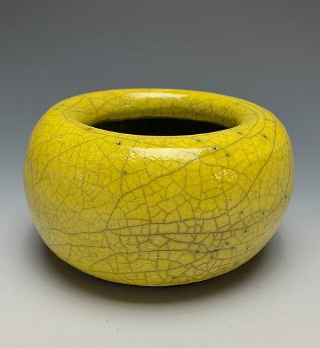 Vessel - Yellow Crackle