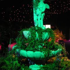Garden Fountain Prop Hire
