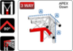 EVENT-DECK 1.5m x 1.5m Deck