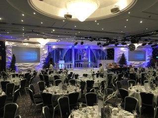 Enchanting Winter Wonderland Ball