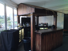 Modular Beach Bar For Hire - Staging Services