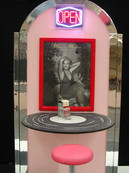 Rock'n'Roll Memorabilia Display - Staging Services