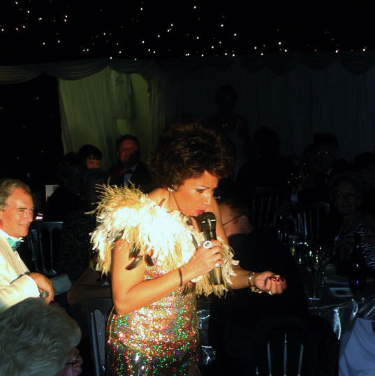 Shirley Bassey Tribute Act James Bond Event Theming