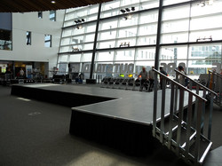 Walsall College Stage & Catwalk