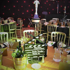 Hollywood Table Centre Dressing
