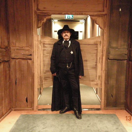 Wild West Entertainment Booking