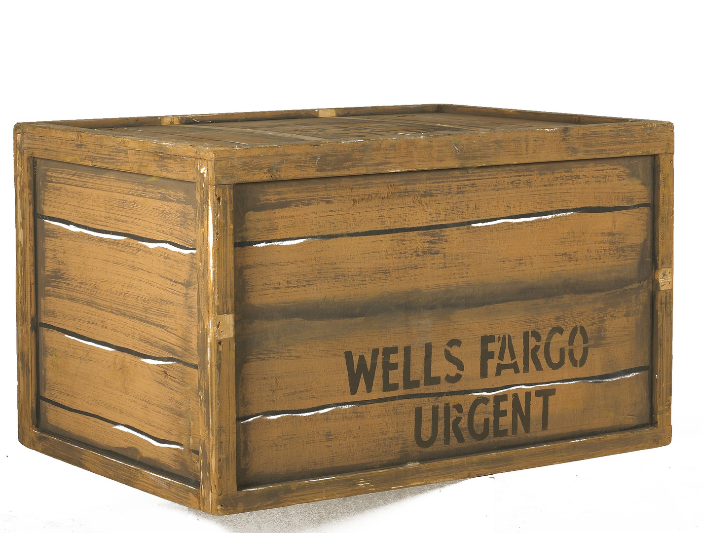 Wells Fargo Crate Prop Hire - Staging Services
