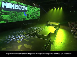 Convention Stage & Set