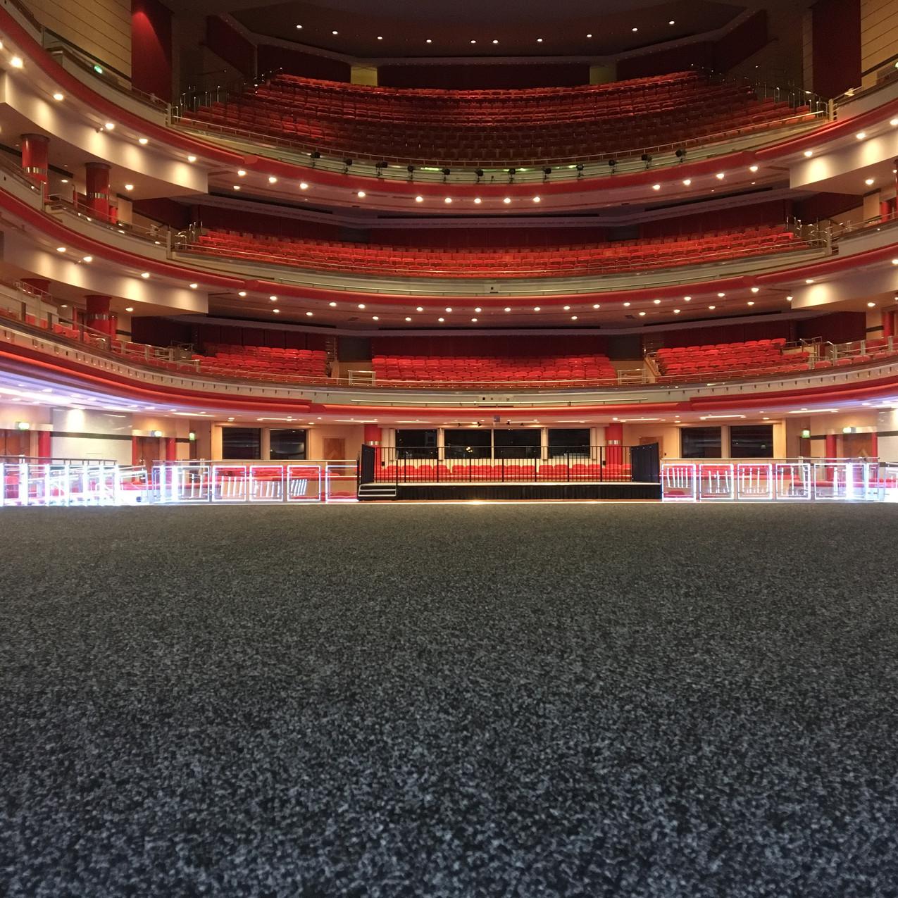 Symphony Hall Birmingham