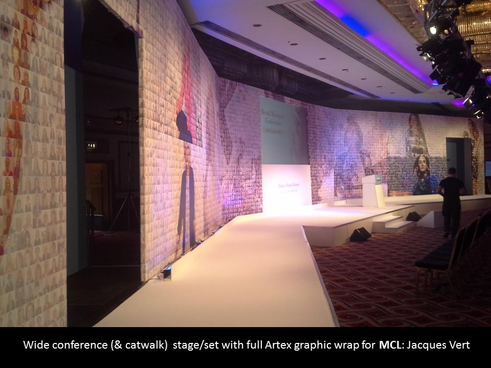 Conference Set Design