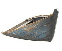 Sunken Boat Prop