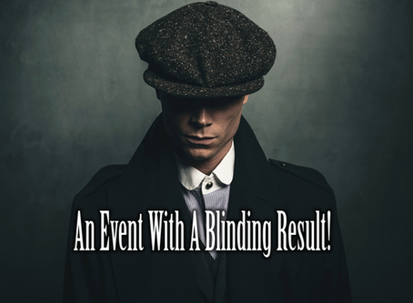 What is a Peaky Blinders Themed Event?