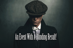 Peaky Blinders Event & Prop Hire