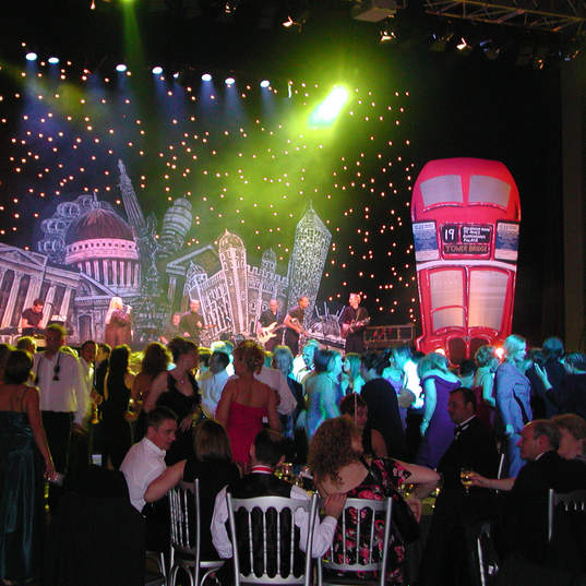 London Theme at ICC BIrmingham
