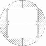 3m Diameter circular stage