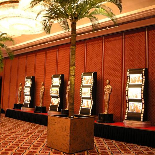 Palm tree, Film Light Boxes
