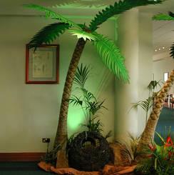 Jungle Event Feature - Jungle Props