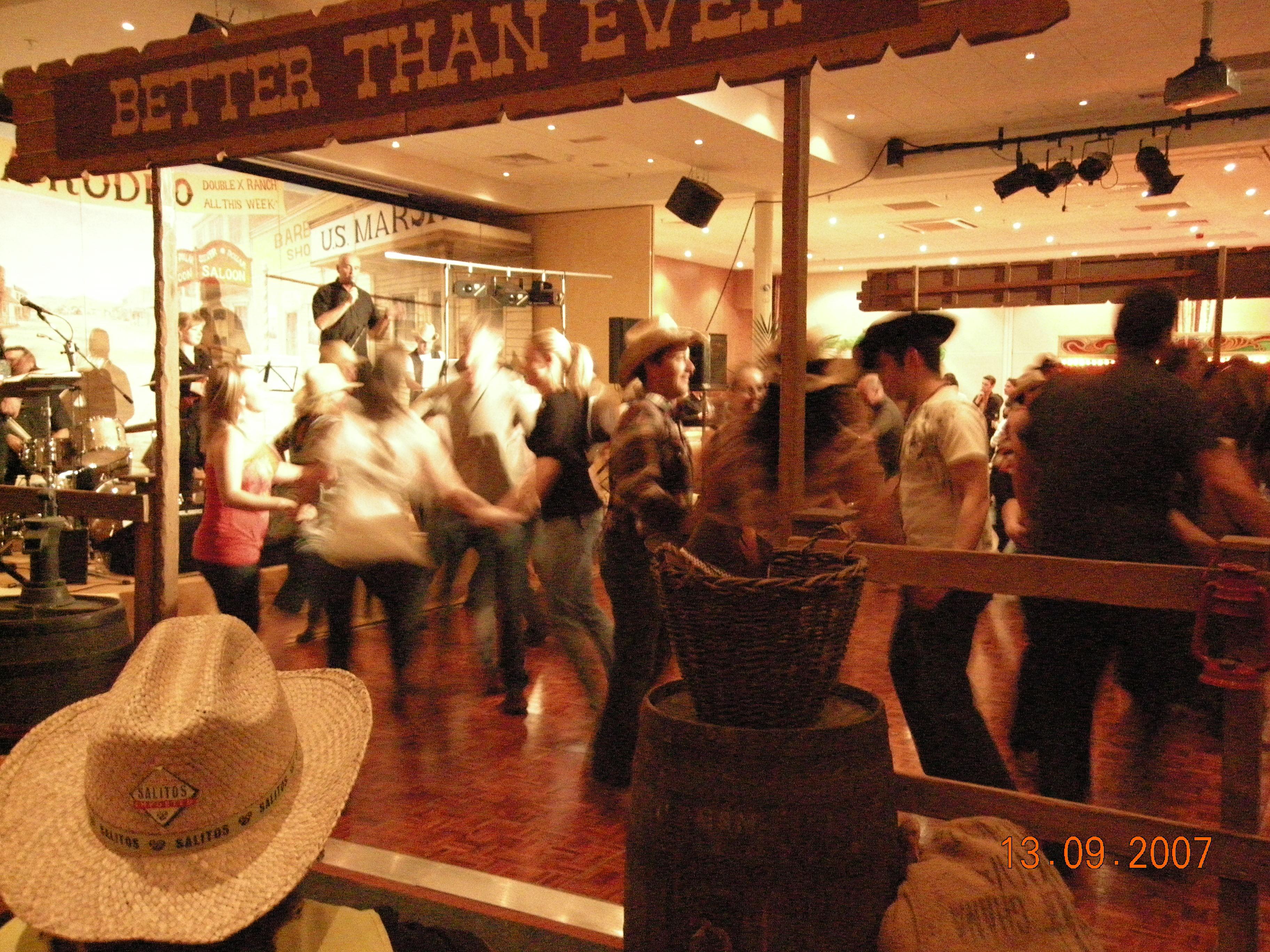 Parquet Dance Floor Walsall