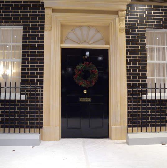No.10 Downing Street Themed Set