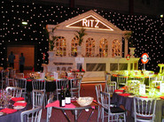 London - Ritz Bar - Prop HIre - Staging Services
