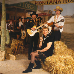COUNTRY AND WESTERN BAND