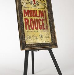 1-460-Toulouse Lautrec  'Moulin Rouge' P