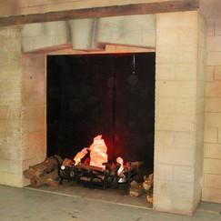 Hogwarts Fireplace