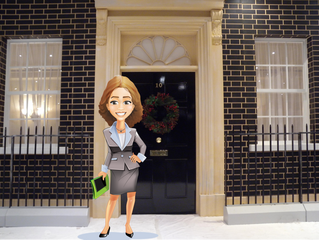 The Next Occupant at No.10, Could Be You!