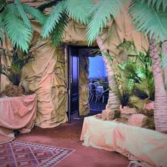 Jungle Cave Entrance