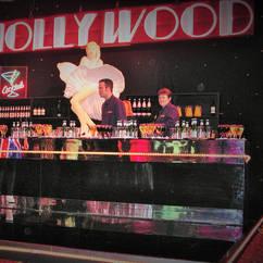 Hollywood Bar with Marilyn Monroe