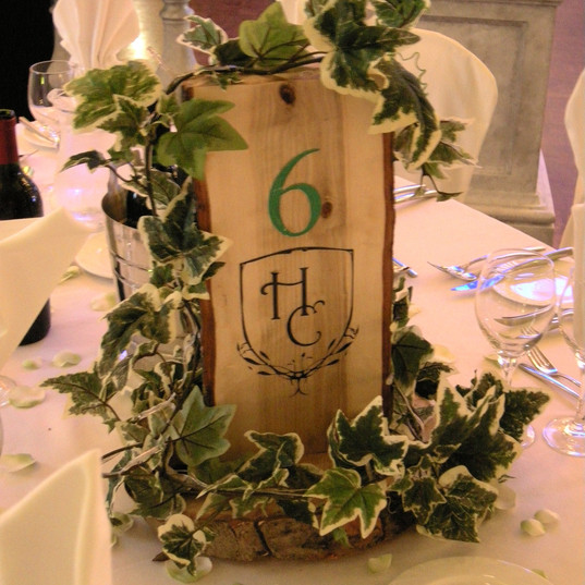 Party Table Dressing