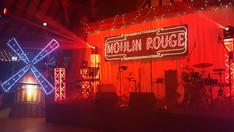 Lit Moulin Rouge Sign - Prop Hire
