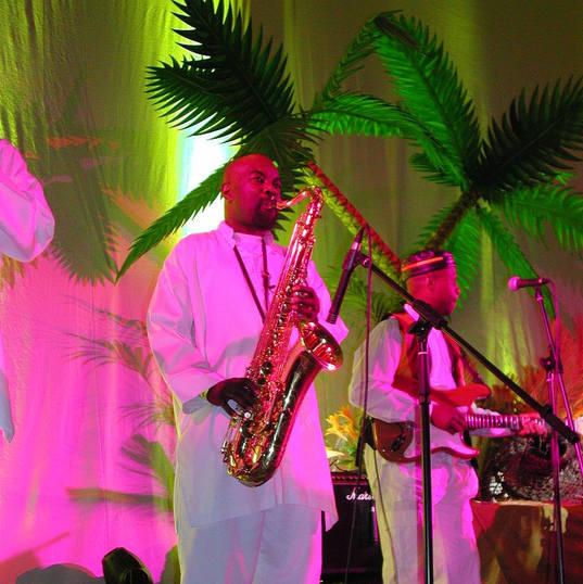 Caribbean Band Entertainment Booking