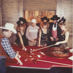 Country & Western - Casino Table Hire