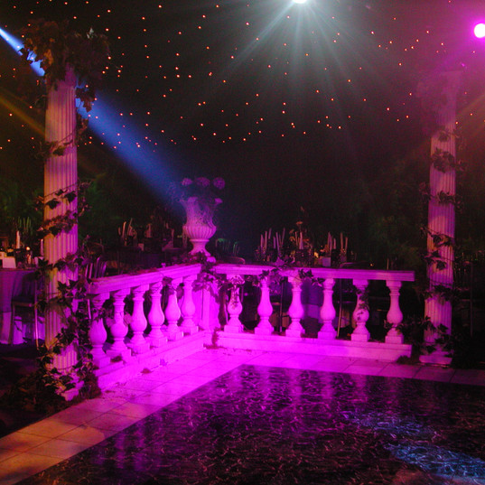 Summer Ball Party Theming