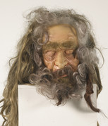 Medieval - Severed Head - prop hire Staging Sevices