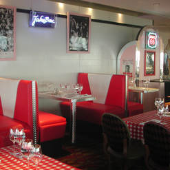 Rock'n'Roll Diner Experience