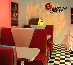 American Diner Booths