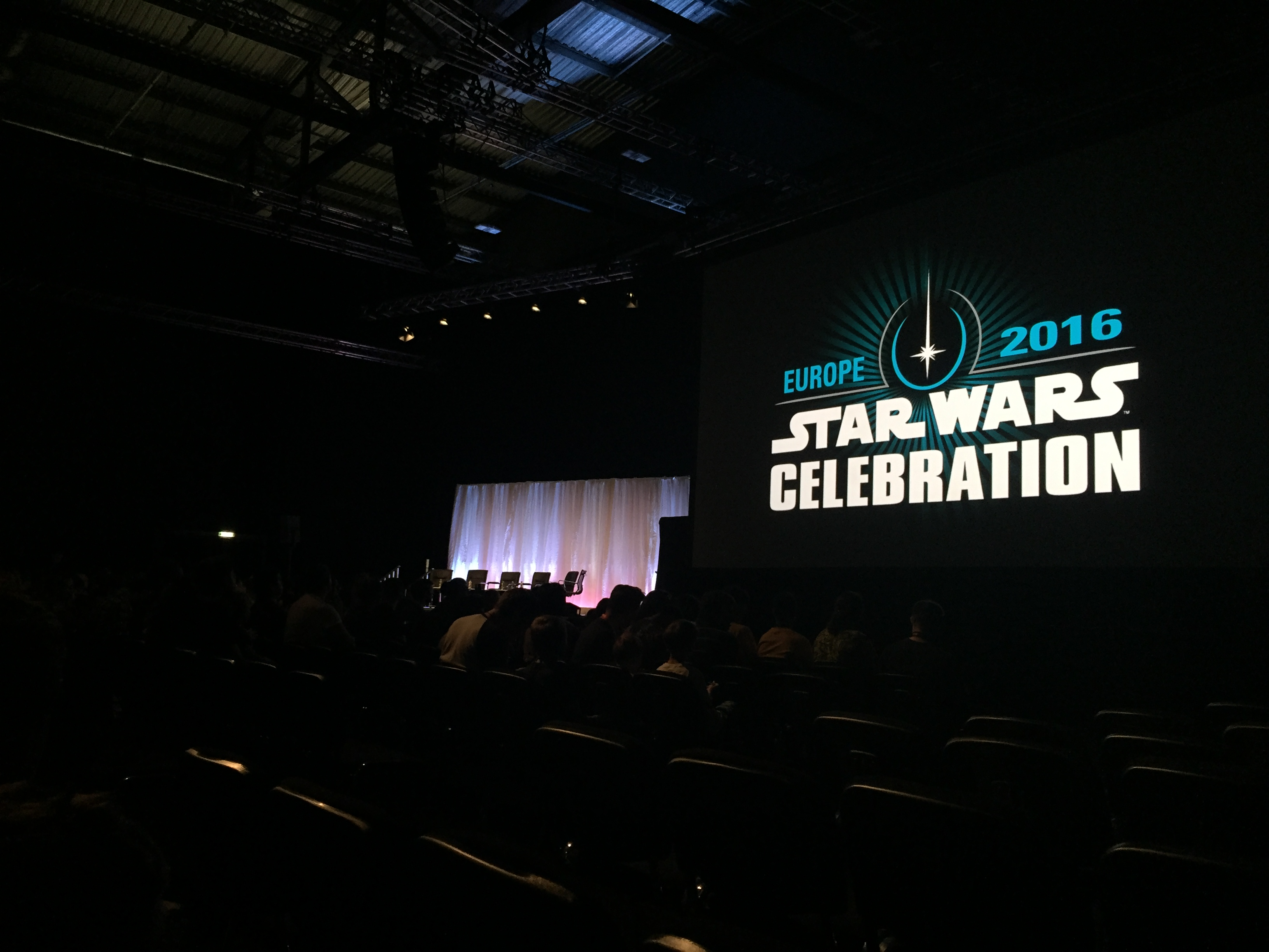 Star Wars Celebration Galaxy Stage