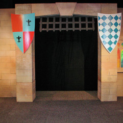 Medieval Gates - Draw Bridge - Themed Events