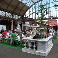 Royal Garden Party Windsor Station