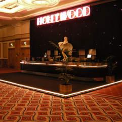 Room Dressing Hollywood Bar
