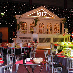 Ritz Bar - LOndon Event Theming